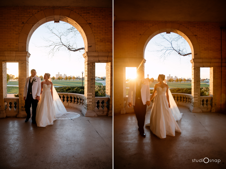 Belle Isle State Park Wedding